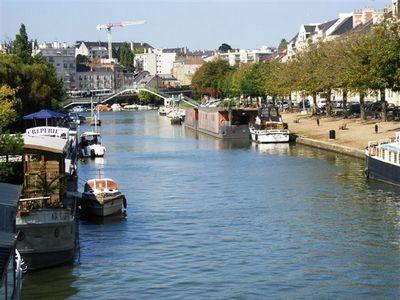 Canal de nantes brest dictionnaire des canaux et for Piscine nantes petit port